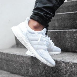 adidas Ultra Boost 3.0 Triple White sneakers